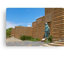 Voortrekker Monument South Africa Canvas Print