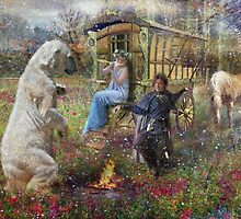 Dance of The Brakenwood Gypsies by Trudi's Images