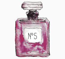 N°5 pink by whatkimydid