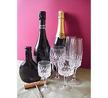 Happy New Year 2012 Photographic Print