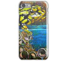 Australian  Corroboree Frog from a Pastel Painting  iPhone Case/Skin