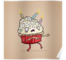 Cupcake zombie 8 Poster