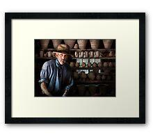 Potter - The Potter Framed Print