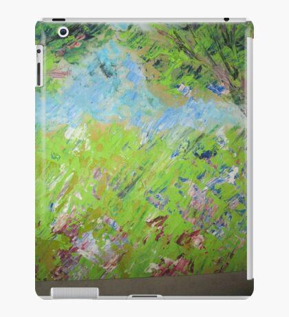the trees iPad Case/Skin