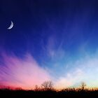 St. Valentine's Sunset by Chris Williams