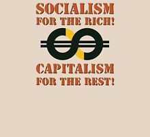 Capitalism & Socialism concept Unisex T-Shirt