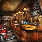 Barber - Closed on Sundays by Mike  Savad