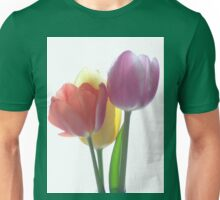 CANDY COLOURED TULIPS (#2) Unisex T-Shirt
