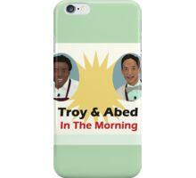 The Breakfast Show iPhone Case/Skin