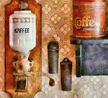 Chef - Let's have some Kaffee by Mike  Savad