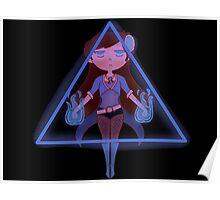 Rev!Mabel (Purple) Poster