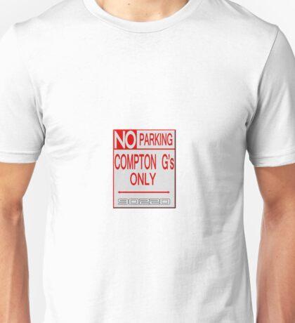 Compton Gs Parking Unisex T-Shirt