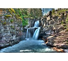 St. Mary Falls  Photographic Print
