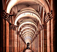 GPO Arches by Neville Christenson