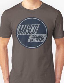 Distressed Masco Logo T-Shirt