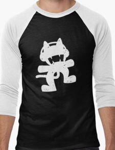 DirtyCat Men's Baseball ¾ T-Shirt