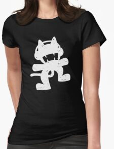 DirtyCat Womens Fitted T-Shirt