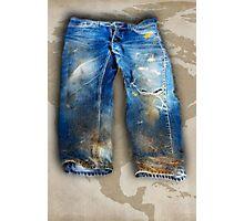 Jeans III Photographic Print