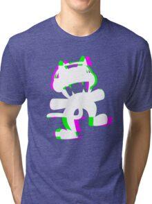 Gli7ch Ca7 Tri-blend T-Shirt