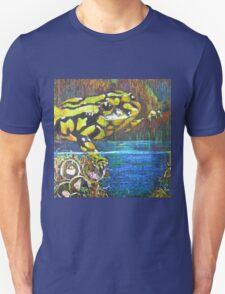 Australian Corroboree Frog in Pastel  T-Shirt