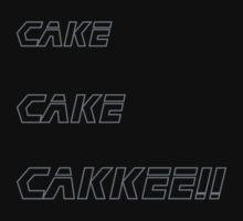 Cake Cake Cake!!!! by thehappyiceman7