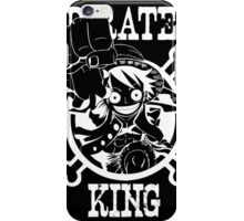 Pirate King Luffy, One Piece Anime iPhone Case/Skin