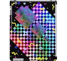 Retro 80s Confetti iPad Case/Skin