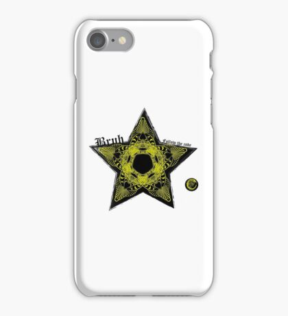 Bro code  iPhone Case/Skin
