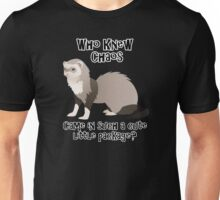 Who Knew? Unisex T-Shirt