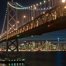 The San Francisco Bay Bridge by MattGranz