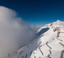 Gap in The Clouds by Mark Howells-Mead