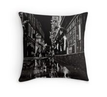 Ghosts of Vikings past Throw Pillow