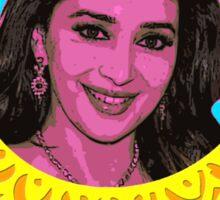 Bollywood Heroine: Madhuri Sticker