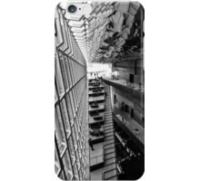 Harpa Building in Reykjavik, Iceland iPhone Case/Skin