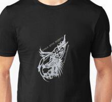 Final Fantasy XIV - Tribal Primal Bismarck Unisex T-Shirt