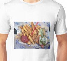 Hotdog and Fries Unisex T-Shirt