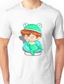 baby frog Unisex T-Shirt