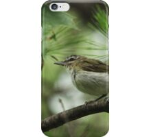 In The Treetops iPhone Case/Skin