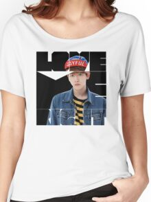 EXO Baekhyun 'Love Me Right' Women's Relaxed Fit T-Shirt