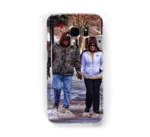 Check out our cool hats Samsung Galaxy Case/Skin