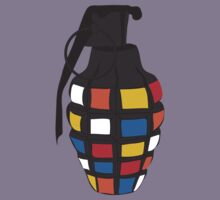 Rubik's Grenade by yelly123