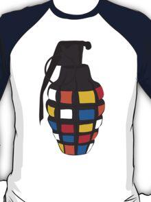 Rubik's Grenade T-Shirt
