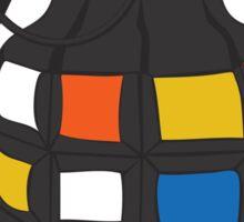 Rubik's Grenade Sticker