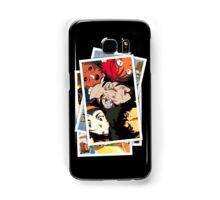 cowboy bebop spike faye jet ed pictures anime manga shirt Samsung Galaxy Case/Skin