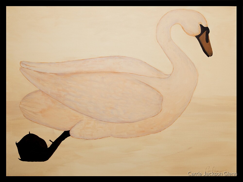 Le Cygne by Carrie Jackson
