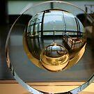Glass in a Glass in a Glass by Michael Rubin