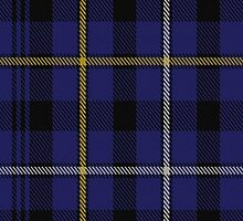 00051 Fleming, Frisken or Flanders Commemorative Tartan  by Detnecs2013