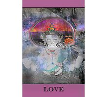 love Photographic Print