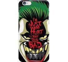 Hurt iPhone Case/Skin