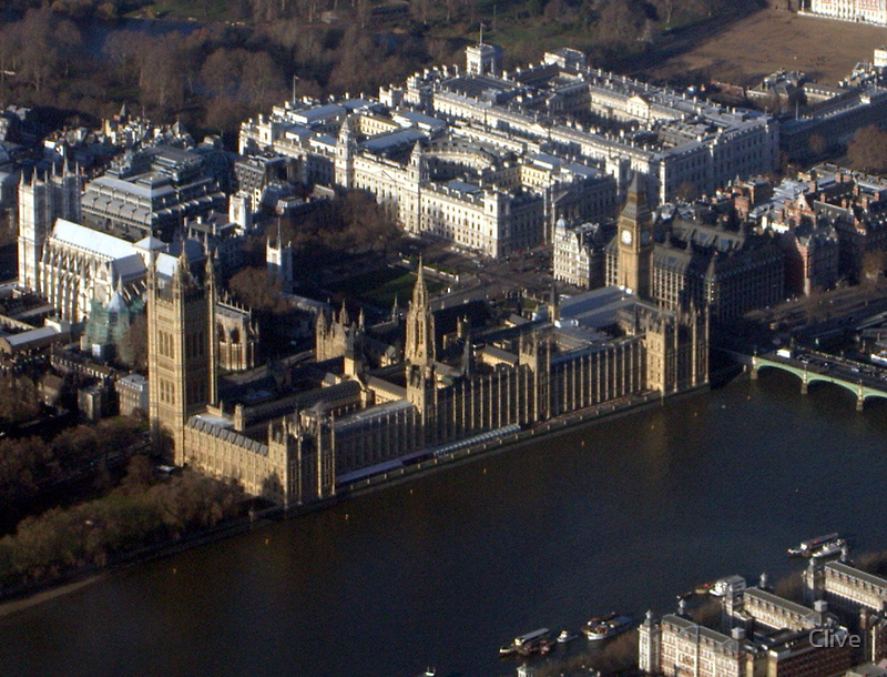 The Seat of Government UK by Clive